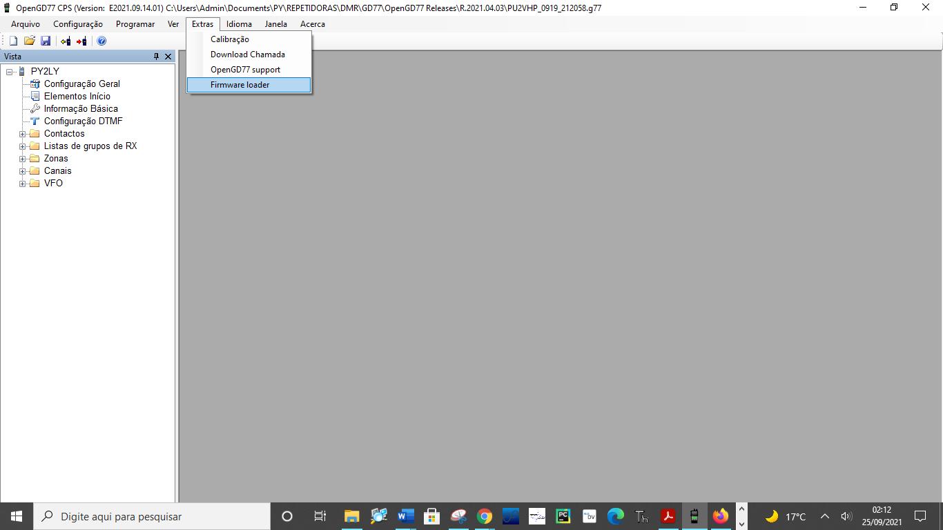 Interface gráfica do usuário, Aplicativo, Word  Descrição gerada automaticamente